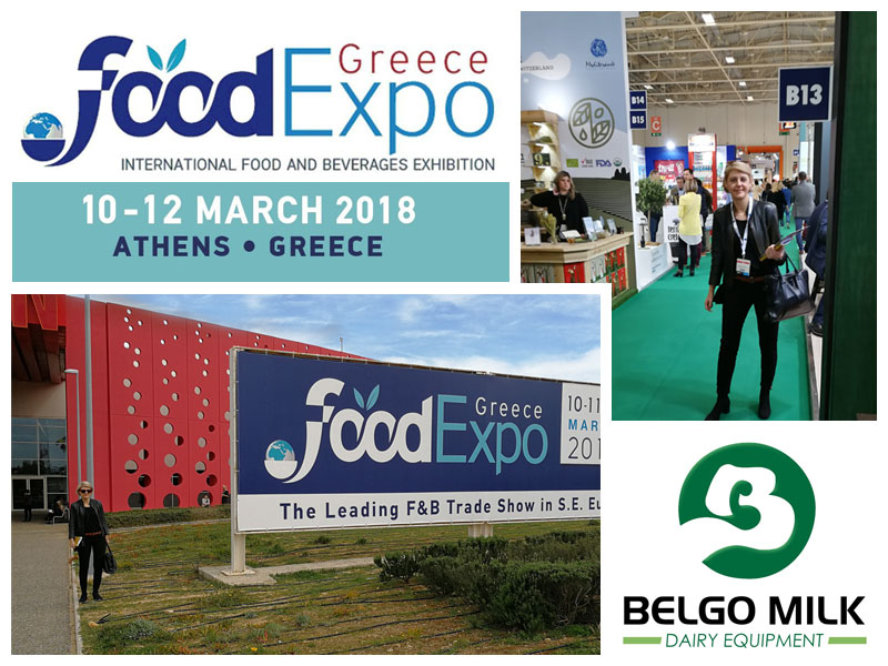 FOOD EXPO 2018 ATHENS